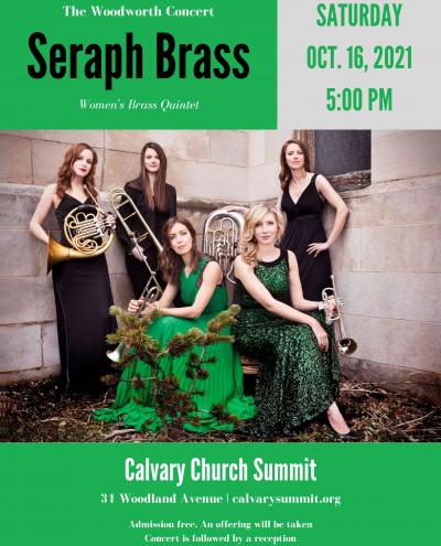 Seraph Brass 2021